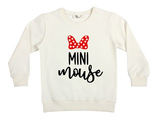 Mini Mouse Çocuk Sweatshirt