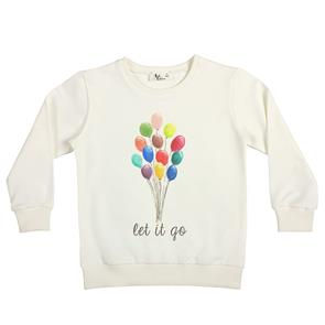 Let It Go Çocuk Sweatshirt